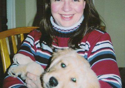 Mary puppy Rowan